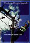 Sse Plc annual report 2000