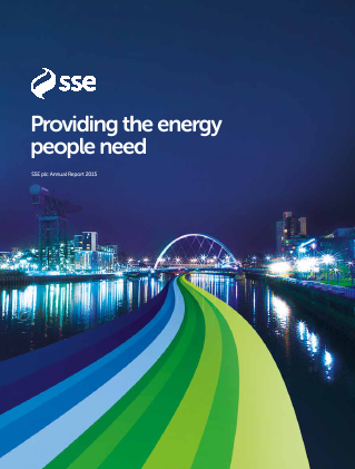 Sse Plc annual report 2015