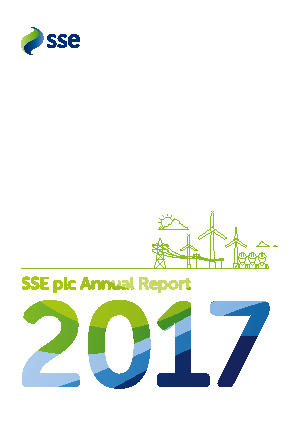 Sse Plc annual report 2017