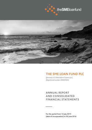 SQN Secured Income Fund annual report 2016
