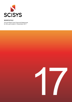 Scisys Plc annual report 2017
