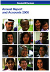Standard Chartered annual report 2000