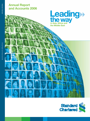 Standard Chartered annual report 2006