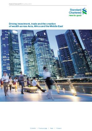 Standard Chartered annual report 2013