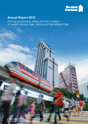 Standard Chartered annual report 2015