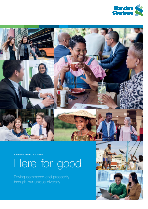 Standard Chartered annual report 2018