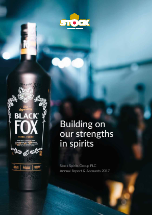 Stock Spirits Group Plc annual report 2017