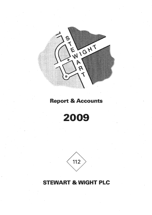 Stewart & Wight annual report 2009