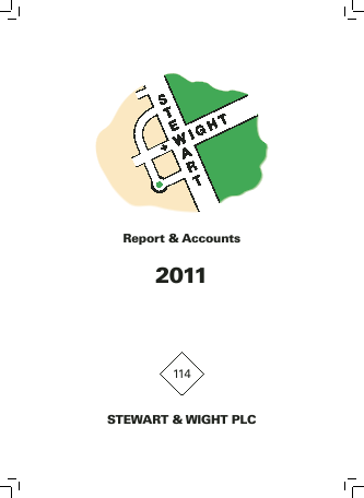 Stewart & Wight annual report 2011