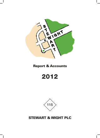 Stewart & Wight annual report 2012