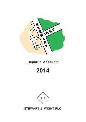 Stewart & Wight annual report 2014