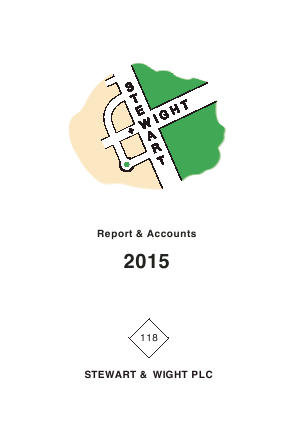 Stewart & Wight annual report 2015