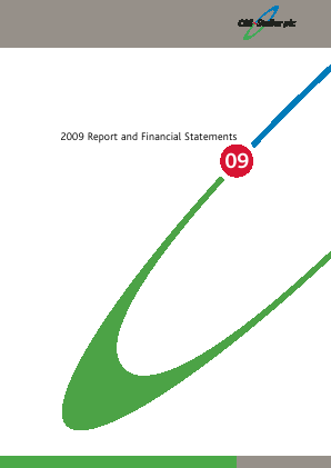 Primorus Investments (Previously Stellar Resources) annual report 2009