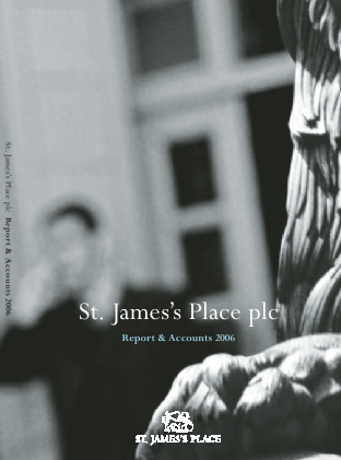 St James Place annual report 2006