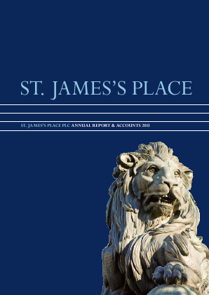 St James Place annual report 2013