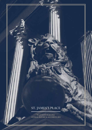 St James Place annual report 2015