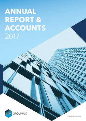 Stm Group Plc annual report 2017