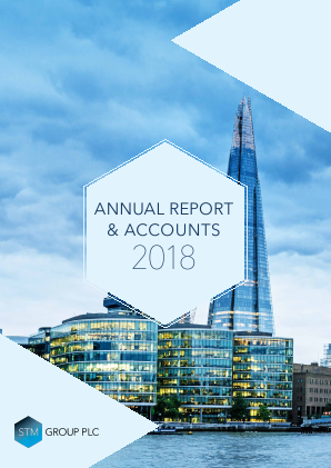 Stm Group Plc annual report 2018
