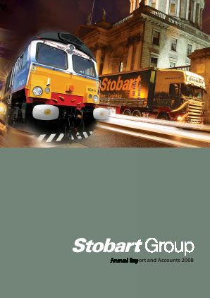 Stobart Group annual report 2008