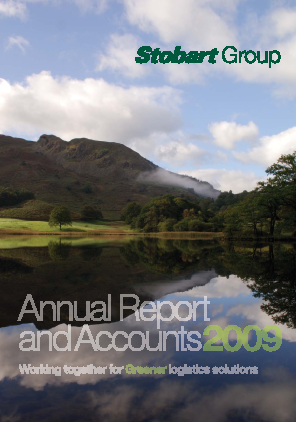 Stobart Group annual report 2009