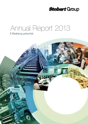 Stobart Group annual report 2013