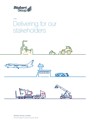 Stobart Group annual report 2018