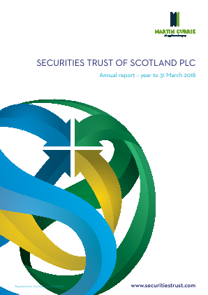 Securities Trust Of Scotland annual report 2018