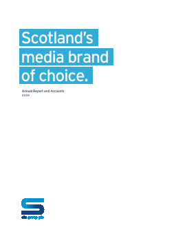 STV Group Plc (formally SMG) annual report 2009