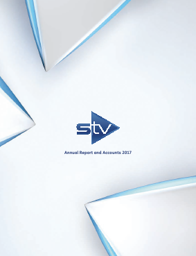 STV Group Plc (formally SMG) annual report 2017