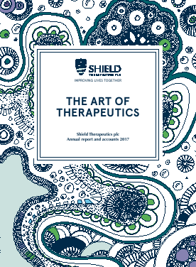 Shield Therapeutics annual report 2017