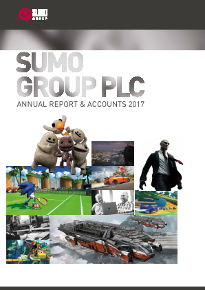 Sumo Group annual report 2017