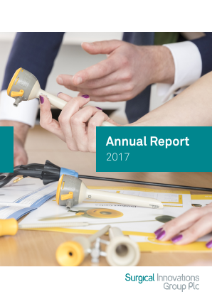 Surgical Innovations Group annual report 2017
