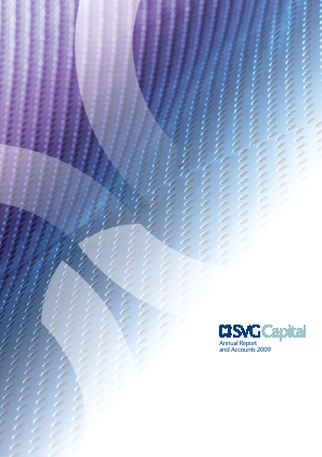 SVG Capital annual report 2009