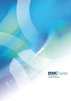 SVG Capital annual report 2010