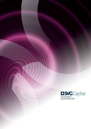 SVG Capital annual report 2011