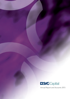 SVG Capital annual report 2013