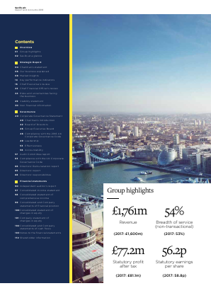 Savills annual report 2018