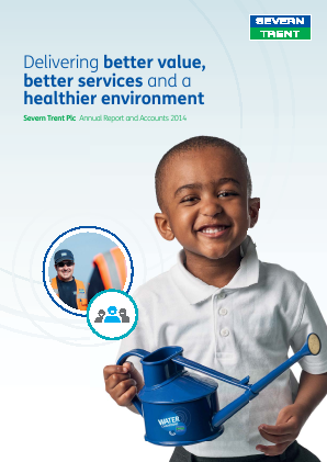 Severn Trent Plc annual report 2014