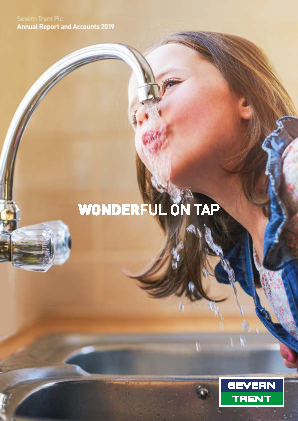 Severn Trent Plc annual report 2019