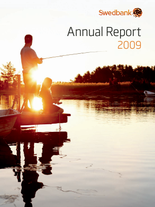 Swedbank annual report 2009