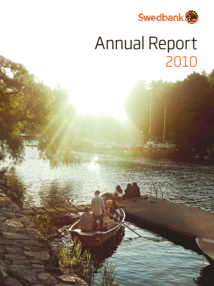 Swedbank annual report 2010