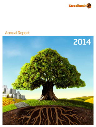 Swedbank annual report 2014