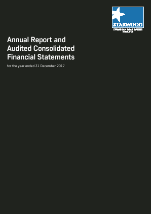 Starwood European Real Estate Finance annual report 2017