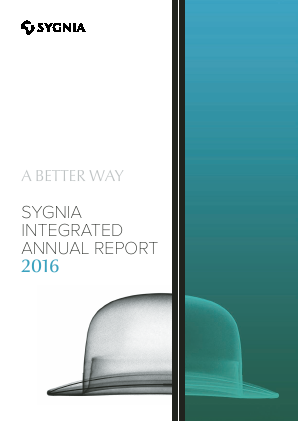 Sygnia annual report 2016