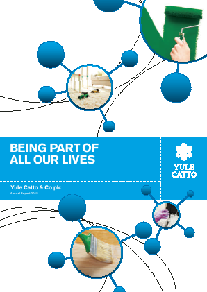 Synthomer Plc annual report 2011
