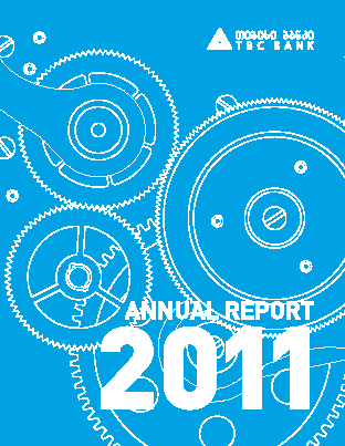 TBC Bank JSC annual report 2011