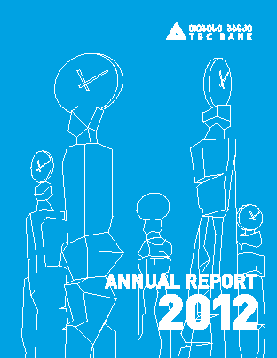 TBC Bank JSC annual report 2012