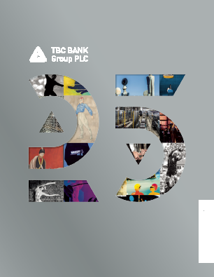 TBC Bank JSC annual report 2017