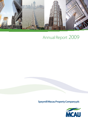 Terra Capital Plc annual report 2009