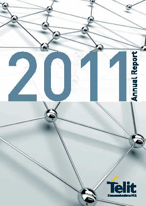 Telit Communications Plc annual report 2011